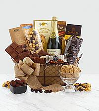 Sparkling Chocolate Celebration