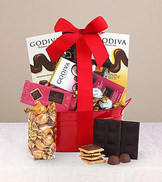 Godiva Favorites