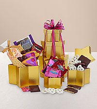 You're a Star Mom Mini Gift Tower