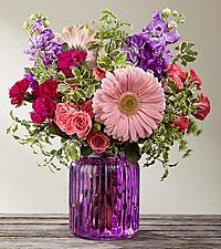 Le bouquet Purple Prose™ de FTD® par Better Homes and Gardens®