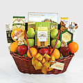 Share the Goodness of California Fruit & Gourmet Basket