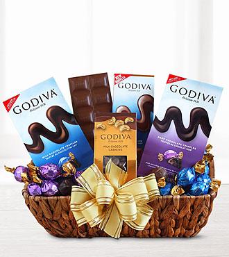Godiva® Sampler