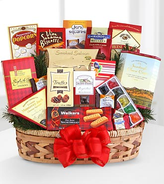 For Any Occasion Holiday Basket