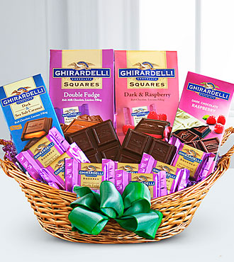 Mother's Day Ghirardelli® Chocolate Heaven