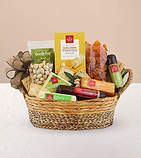 Fall Picnic Meat and Cheese Charcuterie Crate - Good