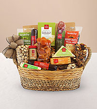 Christmas Meat & Cheese Gift Crate - Better