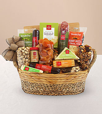 Fall Picnic Meat and Cheese Charcuterie Crate