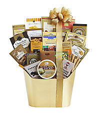 Good as Gold Godiva® Gift Basket