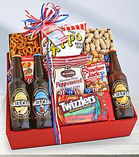 Americana Snack Box