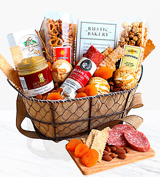 Mom's Favorite Gourmet Gift Basket