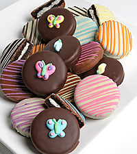 Springtime Belgian Chocolate Covered OREO® Cookies