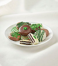 Full Dozen St. Patrick's Day Chocolate-Covered OREO® Cookies