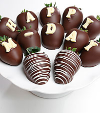 Shari's Berries™ Limited Edition Chocolate Dipped Mother's Day Berrygram
