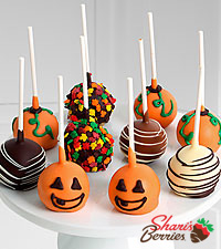 Chocolate Dip Delights™ Halloween Delights & Frights Chocolate Covered Cake Pops - 6 piece
