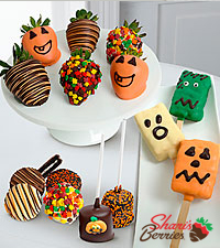 Chocolate Dip Delights™ Boo Crew Halloween Assortmen