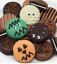Halloween Spooky Belgian Chocolate OREO® Cookies – 12pc