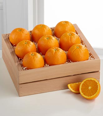 Simply Citrus Gift Basket - Good