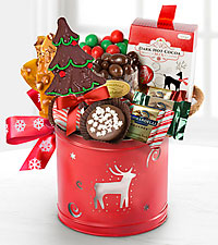 Reindeer Ready Gourmet Gift