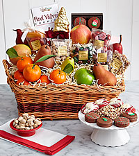 Cherry Moon Farms® Classic Gift Basket