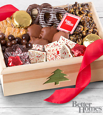 The FTD® Christmas Cravings Gift by Better Homes and Gardens®