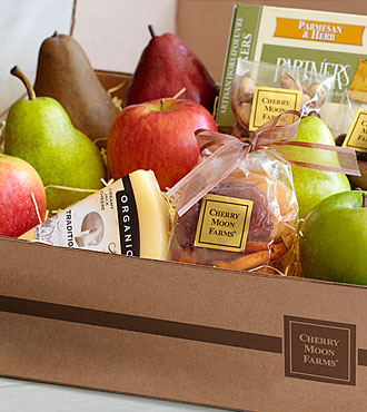 Cherry Moon Farms® Simply Fresh Fruit, Cheese & Snacks