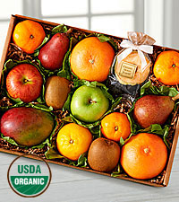 Cherry Moon Farms® Organic Fresh & Dried Fruit