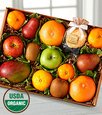 Cherry Moon Farms® Organic Fresh & Dried Fruit