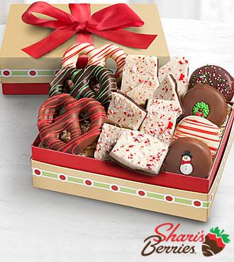 Holiday Sweet Sensations Gift Box