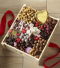 Valentine's Day Sweets for My Sweetie Gourmet Gift