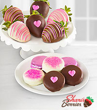 Shari's Berries™ Limited Edition Chocolate Dipped; Mother's Day Berries & Oreos®