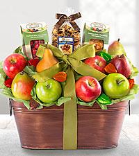 Fall Bounty Gourmet Gift Basket
