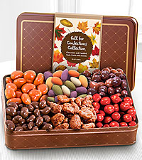 Fall Fun Gourmet Gift Tin