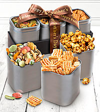 Father's Day Snack Tin