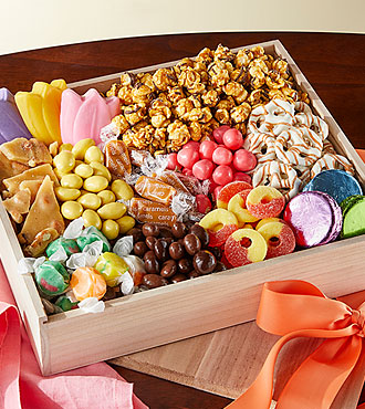 Mother's Day Sweets Gourmet Gift Basket - BEST