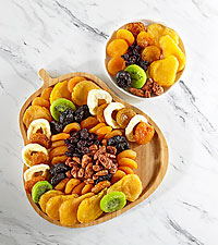 Sweet Autumn Dried Fruit Shaped Pear