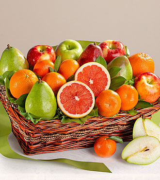 Gourmet Kosher Fruit Basket