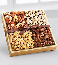 Kosher Certified Assorted Nut Crate