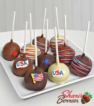 Shari's Berries™ Limited Edition Chocolate Dipped Cake Pops