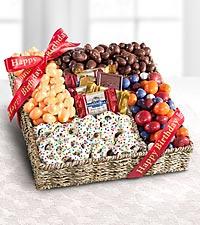 Birthday Festive Feasting Snack Tray - GOOD