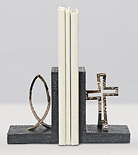 Faith Focus Bookends