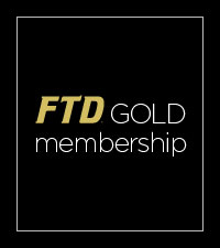 FTD® Gold Membership - Auto Renewal