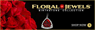 Floral Jewels Birthstone Collection