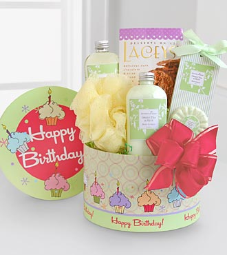 Birthday Spa Delights