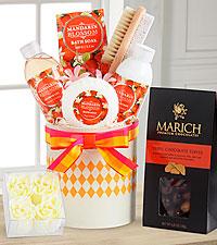 Mandarin  Blossom Spa Surprise- Best