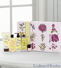 Crabtree & Evelyn® Citron Deluxe Gift Set