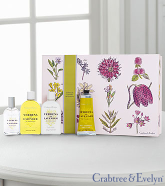 Crabtree & Evelyn® Verbena Deluxe Gift Set