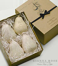 Gianna Rose Pear Soap in a Gift Box
