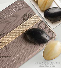Gianna Rose Spa Stones with Dish