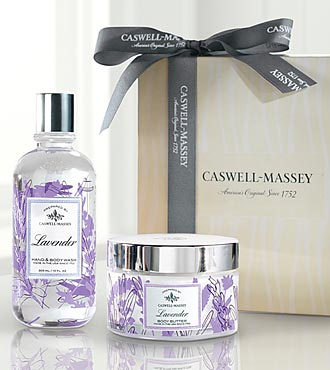 Caswell Massey Lavender Gift Set