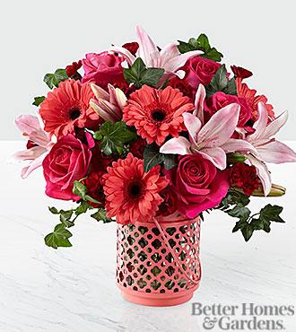 Le bouquet Garden Park™ de FTD® par Better Homes and Garden® - VASE INCLUS